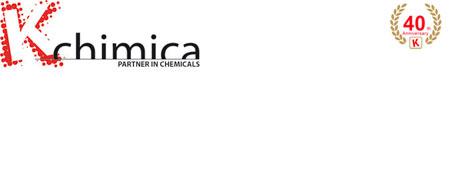 Kchimica – rappresentanze e commercio di prodotti chimici industriali Logo