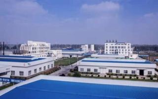 tiansheng group - sito produttivo